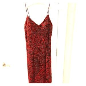 Used, Sean XPress beaded gown for sale